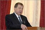 В.П. Ковалевский, ректор ОГУ. Открыть в новом окне [81,3 Kb]