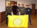 ОГУ на Всероссийском слете студенческих трудовых отрядов. Открыть в новом окне [77 Kb]