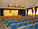 Торжественное открытие нового актового зала  в ОГУ. Открыть в новом окне [78 Kb]