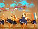 Народный коллектив эстрадного танца 'Жемчужинка'. Открыть в новом окне [71 Kb]