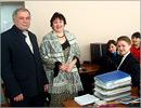 Встреча с учащимися Красноуральской школы. Открыть в новом окне [78 Kb]