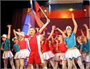Открытие IXобластного фестиваля студенческого спорта. Открыть в новом окне [78 Kb]