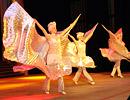 Отчетный концерт народного коллектива эстрадного танца 'Жемчужинка'. Открыть в новом окне [81 Kb]