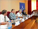 Пресс-конференция Совета ректоров вузов Оренбуржья. Открыть в новом окне [79 Kb]
