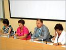Заседание Ученого совета Ассоциации 'Оренбургский университетский округ'. Открыть в новом окне [76 Kb]