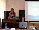Защита ВКР на кафедре теории и практики перевода. Открыть в новом окне [34 Kb]