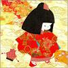 Девочка в кимоно. Открыть в новом окне [64Kb]