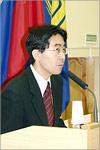 Выступление г-на Мацудзаки на семинаре. Открыть в новом окне [81Kb]