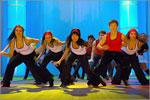Народный коллектив эстрадного танца 'Жемчужинка'. Открыть в новом окне [67,2 Kb]