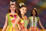 Народный коллектив театр моды «Кристалл»