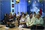 Встреча с ветеранами планетария в Международный день планетариев. 15 марта 2015 г.