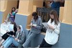 Музейный пленэр в залах Оренбургского губернаторского историко-краеведческого музея