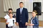 Павлюк Святослав, победитель в номинации «Исследовательская работа»
