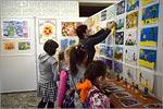 Выставка творческих работ обучающихся под руководством А.Р. Шаповаловой