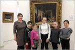 В галерее искусств «На Пушкинской»