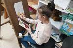Занятия по живописи