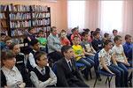 Мероприятие ко Дню космонавтики в Оренбургской областной полиэтнической детской библиотеке