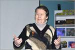 Выступление Л.М. Хрипковой, лектора планетария с1967 по 2002г., заведующего с2002 по 2010г.