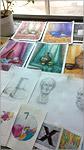 Просмотр в студии 'Рисунок, живопись, дизайн', направление 'Дизайн'