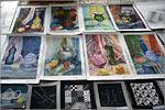 Работы обучающихся студии «Рисунок, живопись, дизайн». Открыть в новом окне [126 Kb]