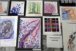 Работы обучающихся студии «Рисунок, живопись, дизайн». Открыть в новом окне [156 Kb]