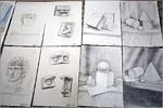 Работы обучающихся студии «Рисунок, живопись, дизайн». Открыть в новом окне [124 Kb]
