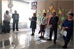 Открытие Евразийской олимпиады по рисунку, живописи и композиции. Открыть в новом окне [128 Kb]