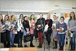 Победители и призеры Евразийской олимпиады по рисунку, живописи и композиции