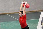 Первенство России по гиревому спорту среди юниоров. Дмитрий Ясаков