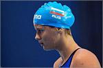 Мария Каменева, мастер спорта международного класса по плаванию