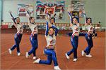 Команда ОГУ на соревнованиях по фитнес-аэробике. Открыть в новом окне [160 Kb]