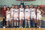Женская команда ОГУ на региональном чемпионате Ассоциации студенческого баскетбола. Открыть в новом окне [131 Kb]