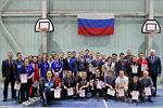 Чемпионат Оренбургской области по гиревому спорту среди мужчин и женщин. Открыть в новом окне [175Kb]