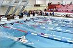 Открытый турнир по плаванию среди студентов и учащихся города Оренбурга. Открыть в новом окне [135 Kb]