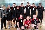Сборная команда юношей по волейболу. Открыть в новом окне [129Kb]