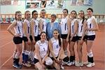 Сборная команда девушек по волейболу. Открыть в новом окне [131 Kb]