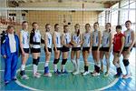Сборная команда девушек по волейболу. Открыть в новом окне [241 Kb]