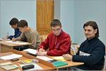 Занятие подготовительных курсов по физике