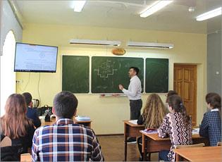 Занятие подготовительных курсов по физике, преподаватель ЯкуповГ.С.