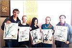 Занятия по китайской живописи