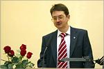 Виктор Быковский, проректор по информатизации. Открыть в новом окне [79Kb]