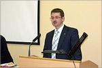 Виктор Быковский, проректор по информатизации. Открыть в новом окне [74Kb]