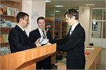 Дмитрий Селищев, завсектором разработки и сопровождения сайтов. Открыть в новом окне [78Kb]