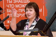 Татьяна Волкова, начальник отдела информационных систем ЦИТ