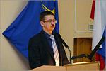 Виктор Быковский, проректор по информатизации. Открыть в новом окне [77Kb]