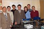 Новое лабораторое оборудование в ЦЛИБФ. Открыть в новом окне [81Kb]