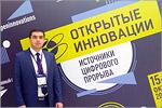 Сотрудник ЦЛИБФ Виктор Налбандян