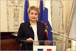 В Посольстве Франции