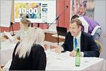 Международный образовательный форум «Евразия Global», 2019 г. Проректор по социальной и воспитательной работе ОГУ Сергей Семёнов