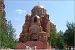 The Holy Trinity Orthodox Cloister of Mercy. Открыть в новом окне [70Kb]